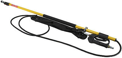 $99.99 • Buy 18' Fiberglass Telescoping Wand 3800 PSI For Cold Water Pressure Washer And Belt