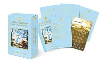 £40.63 • Buy The 72 Angel Cards: Dreams-Signs-Meditation
