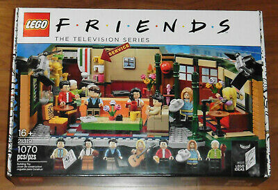 $89.99 • Buy Lego Friends Central Perk 21319 Free Shipping Brand New In Hand