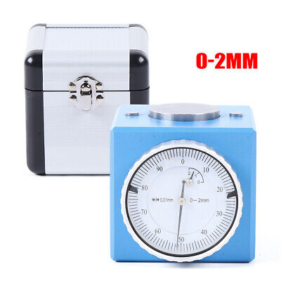 $75.47 • Buy Z Axis Tool Setter Carbon Steel 2mm±0.01mm Dial Zero Pre-Setter For CNC Machine