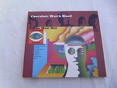 Chocolate Watch Band / No Way Out /sundazed Records  • 4.99£