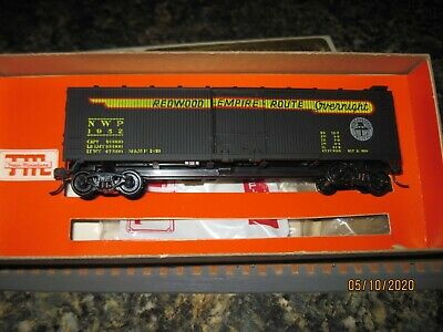 $19.99 • Buy HO Scale Northwestern Pacific Merchandise Service Boxcar