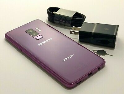 $ CDN357.35 • Buy Samsung Galaxy S9+ G965U Purple 64 T-Mobile Sprint AT&T Verizon Carrier Unlocked