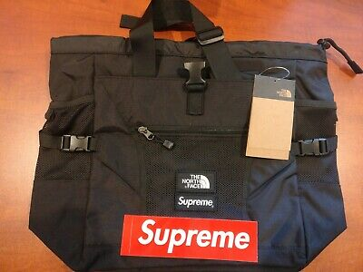 $ CDN300 • Buy Supreme The North Face Adventure Tote Bag  Black ***NEW***