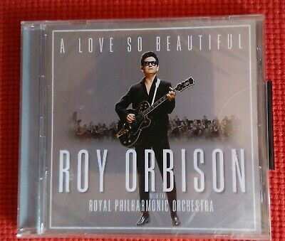 $7.60 • Buy Roy Orbison And The Royal Philharmonic Orchestra- A Love So Beautiful- CD-NEW