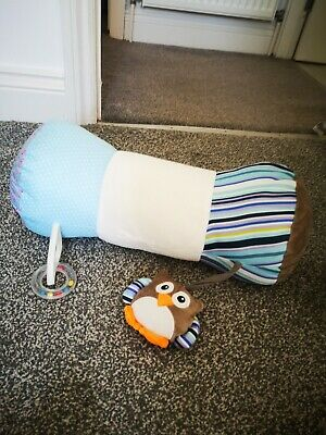 Nuby Tummy Time Roller • 6£
