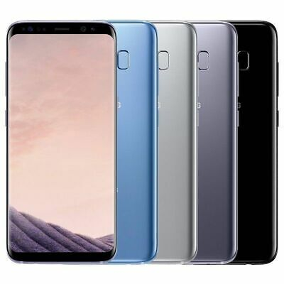 $ CDN387.20 • Buy Samsung Galaxy S8 64GB G950U/S8 PLUS G955U Factory Unlocked Smartphone Android
