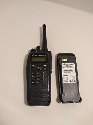$121 • Buy Motorola XPR 6550 UHF Radio AAH55TDH9LA1AN With Impres Battery. 16 Channels