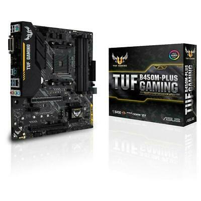 AU180 • Buy Asus TUF B450M-PLUS GAMING AMD AM4 MATX Gaming Motherboard DDR4 RGB HDMI