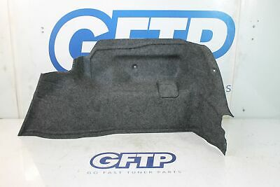 $80.99 • Buy 04-07 Subaru Wrx Sti Oem Rh Right Passengers Trunk Side Carpet Liner Insert Trim