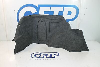 $80.99 • Buy 04-07 Subaru Wrx Sti Oem Lh Left Drivers Trunk Side Carpet Liner Insert Trim 05