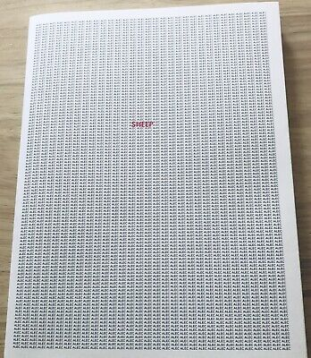 $200 • Buy Alec Soth: Sheep, New, Signed, #8 Of 800 Copies, Publisher: TBD 2008
