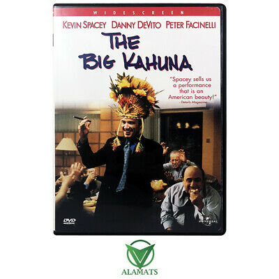AU16.95 • Buy The Big Kahuna - Kevin Spacey Danny Devito (DVD) Region 1