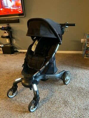 $300 • Buy 4moms Origami Stroller With Bassinet Excellent Condition