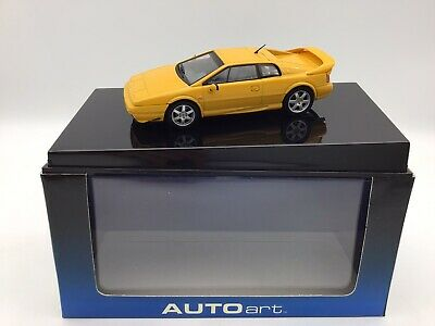 $ CDN85.42 • Buy Autoart 1/43 1996 Lotus Esprit V8 - Yellow - Mint / Boxed