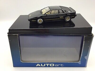 $ CDN68.84 • Buy Autoart 1/43 Lotus Esprit Turbo - Black / Gold - Mint / Boxed