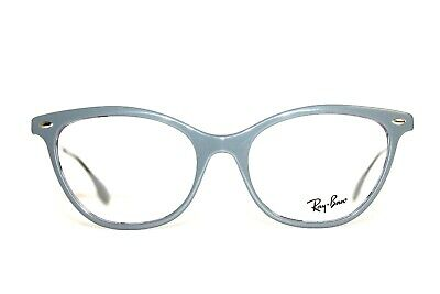 $64.90 • Buy New Ray-ban Rb 5360 5718 Grey Purple Authentic Eyeglasses Rx 54-18-145 Mm Rb5360