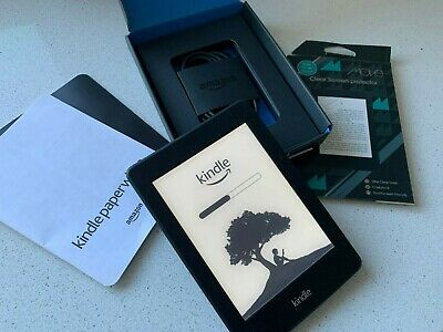 "AU90 • Buy Amazon Kindle Paperwhite 6"" 4GB Wi-Fi + 3G - Black"