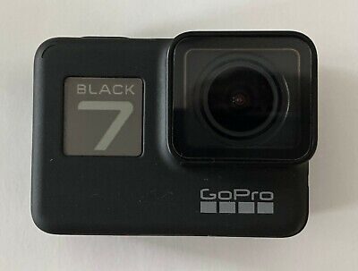 AU311 • Buy GoPro HERO7 BLACK Action Camera + 64 GB SanDisk + Tripod Mount – Great Condition