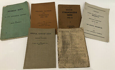 Vintage Welsh Language Book - Storian Hoff - Wales - Collectable Ephemera Books • 5£