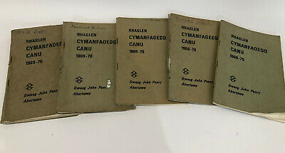 Vintage Welsh Language Book - Rhaglen - Wales - Collectable Ephemera Books • 10£