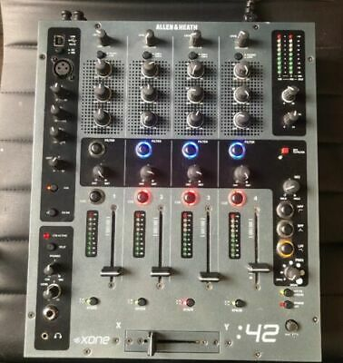 Allen&heath Mixer XONE 42 4-Kanal Mixer Dealer • 531.72£
