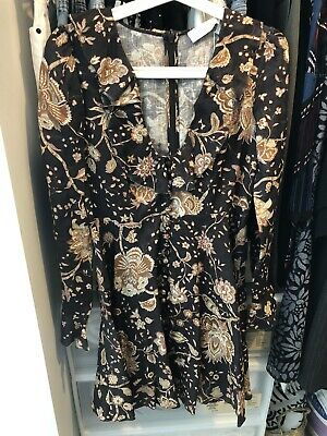 AU187.69 • Buy Zimmermann Dress Brand New With Tags Size 1