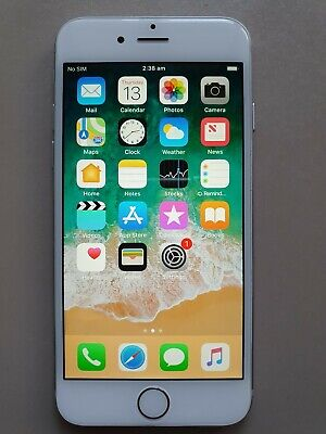 AU100 • Buy Apple IPhone 6 - 16GB - Silver (AU Stock)