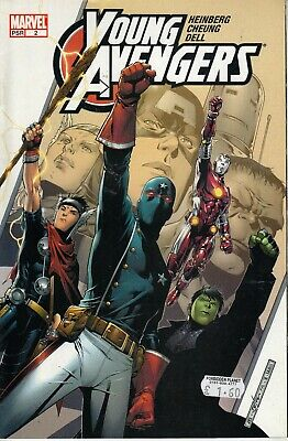 Young Avengers 2 - 2005 - Very Fine  • 6.50£