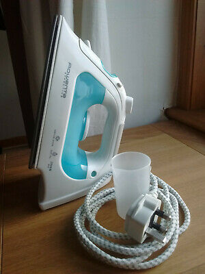 View Details Rowenta Steam Iron + Filling Cup. NEW. • 29.99£