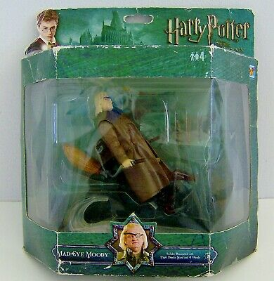 $31.80 • Buy Harry Potter Order Of The Phoenix Mad-Eye Moody Action Figure NRFB