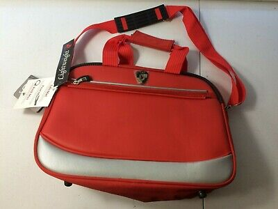 """View Details Heys GAIA 16 Tote Bag D1027-16-Red """"New With Tags"""" • 59.99$"""