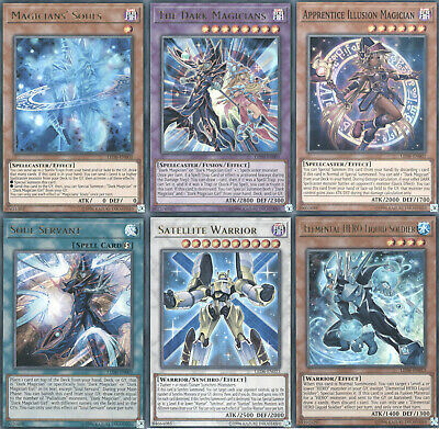 Yugioh Legendary Duelist Magical Hero Single Cards - Choose From All Cards! • 1.11£