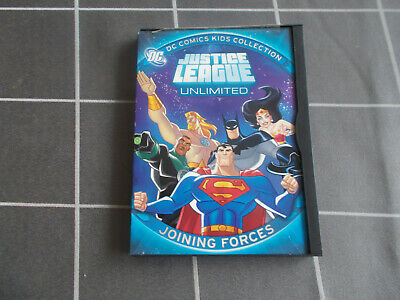 AU9.90 • Buy JUSTICE LEAGUE UNLIMITED Joining Forces  Region 4 DVD