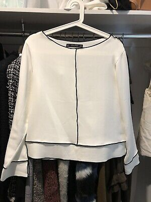 AU11.50 • Buy Zara Top Size M In Perfect Condition