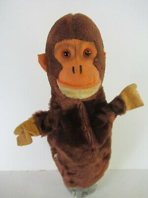 $19.99 • Buy Puppet Monkey Mid Century Stuffed Mr. Roger's Time Period Funky Groovy