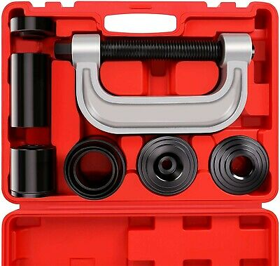 $46.99 • Buy Heavy Duty Ball Joint Press & U Joint Removal Tool Kit With 4x4 Adapters