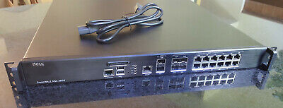 $350 • Buy Dell SonicWall NSA 3600 Network Security Appliance (01-SSC-3850)