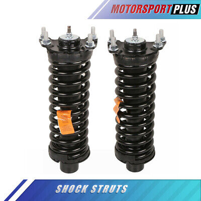 $103.79 • Buy Front Left+Right Struts Shock Absorbers Assembly Set For 2002-2012 Jeep Liberty