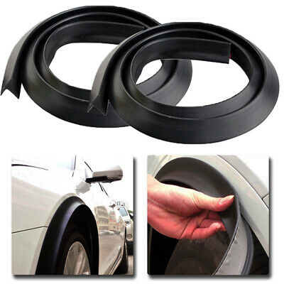 $28.49 • Buy Wheel Tire Eyebrow Fender Edge Moulding Trim Protective Strip 1.5m Replace Parts