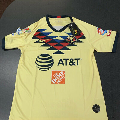 $32.99 • Buy Club America Home Jersey Small Jersey Camisa 2020