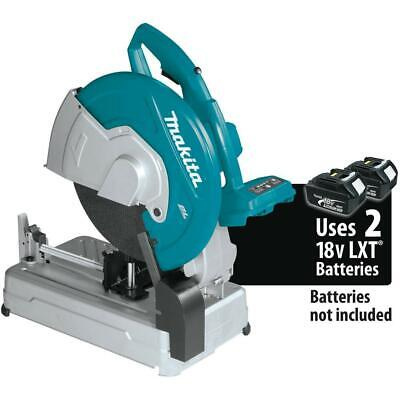 £281.12 • Buy Makita Cordless Cut-Off Saw 18-Volt Metal Lithium-Ion Brushless Blades Bench