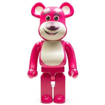 $1300 • Buy Medicom BE@RBRICK Toy Story Lots-O'-Huggin' Bear 1000% Bearbrick Figure