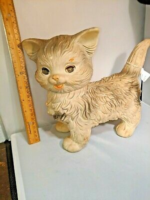 $19.95 • Buy Baby Boomers Toy Squeak Rubber Animal 1960 Edward Mobley Co. Collectibles