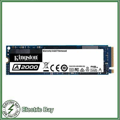 AU239 • Buy Kingston A2000 1TB SSD M.2 2280 NVMe PCIe3.0 X4 Internal Solid State Drive NEW