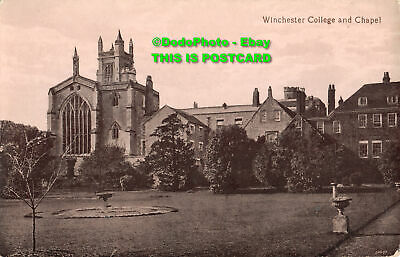 £7.99 • Buy R339156 Winchester College And Chapel. Valentines Series