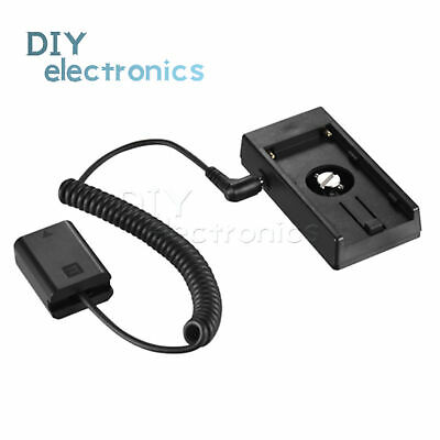 $ CDN39.86 • Buy NP-F970 To NP-FW50 Dummy Battery Adapter Spring Cable For Sony A7RII A6500 US