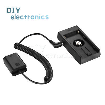 $ CDN39.51 • Buy NP-F970 To NP-FW50 Dummy Battery Adapter Spring Cable For Sony A7RII A6500 US