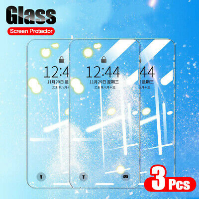 AU5.29 • Buy 3Pcs Clear Tempered Glass Screen Protector For Xiaomi Redmi Note 9S 9 8 7 Pro