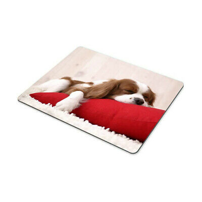 AU8.95 • Buy Funny Dog Mouse Pad Red, Cute Puppy Design, AntiSlip Mice Computer Mouse Pad Mat